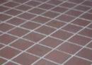 タイルブロック面等の多少のでこぼこなら防水板(止水板)が設置可能!